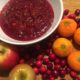 Cranberry Sauce Finished