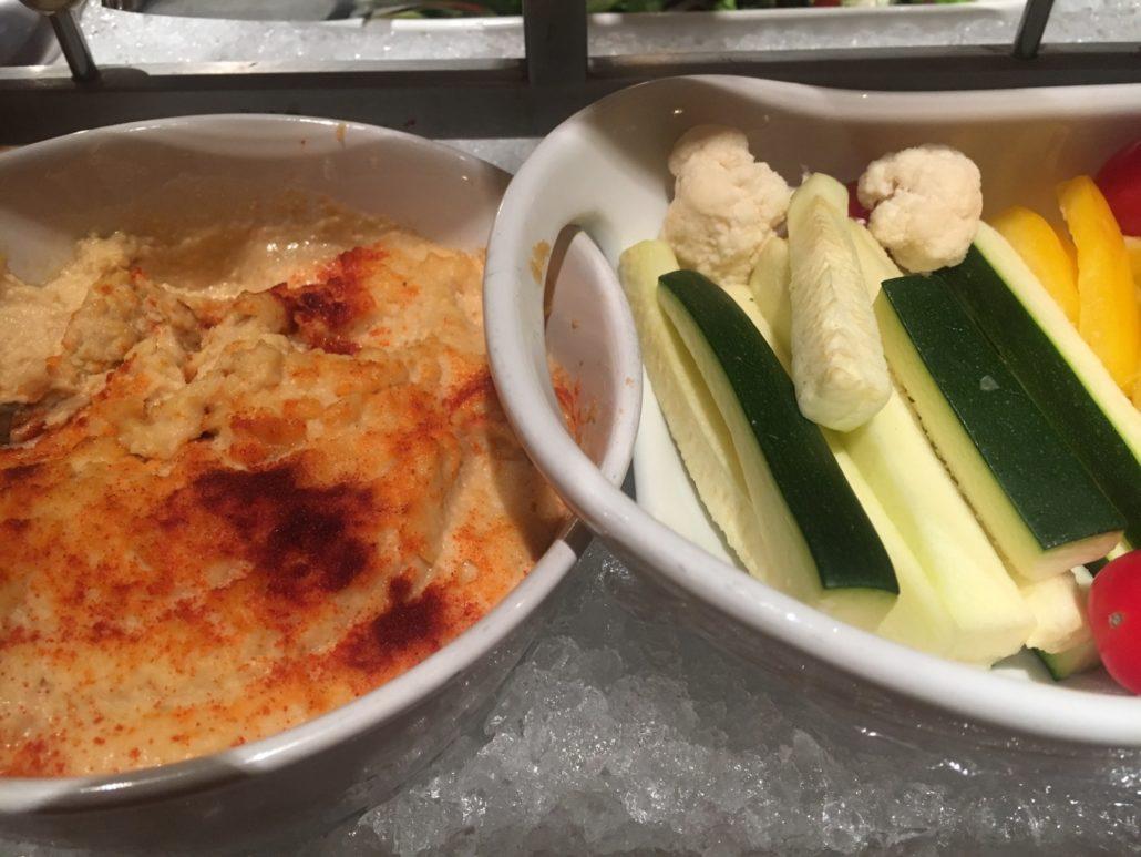 hummus-buffet