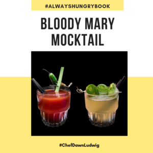 Bloody Mary Mocktail